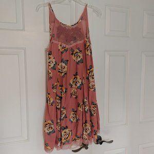 Blue Rain Francesca's Collection NWT mauve dress S